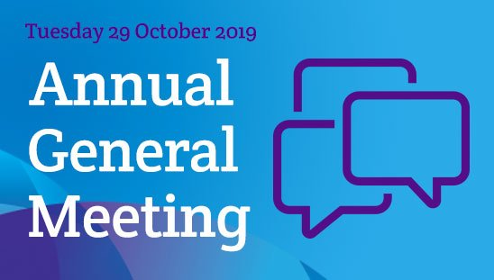 West Kent AGM – 29th October